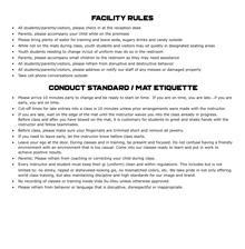 Vida-Jiu-Jitsu-Facility-Rules