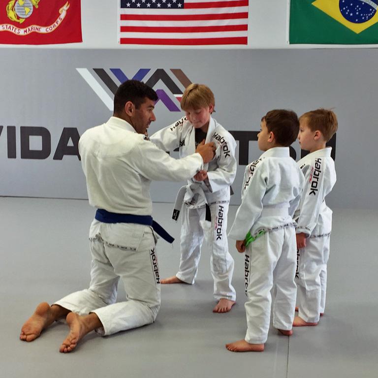 Vida Brazilian Jiu-jitsu Kids Program